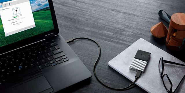 Hãng WD ra mắt ổ di động SSD đầu tiên của mình chỉ với giá 100USD
