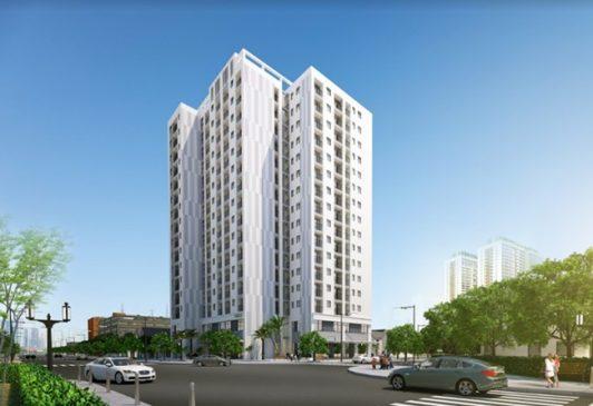 Thêm dự án chung cư vừa túi tiền tại Nam Hà Nội dự án South Building