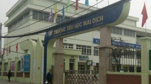 Thật hư chuyện học sinh bị hiếp dâm ở trường tiểu học Mai Động