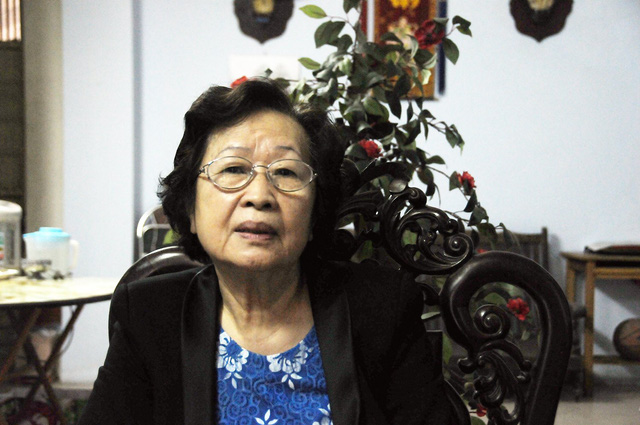 bà Nguyễn Thị Tâm Đan