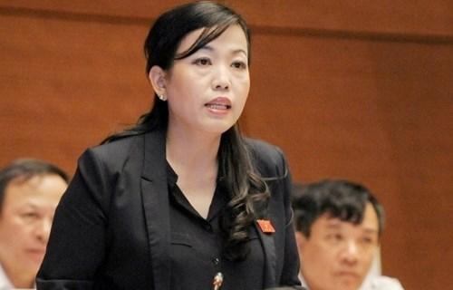 """Bà Nguyễn Thanh Hải """" Cia cần quan tâm là chất lượng chứ không phải thời gian """""""