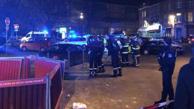 Ba người trọng thương sau vụ xả súng ở ga tàu điện ngầm Pháp