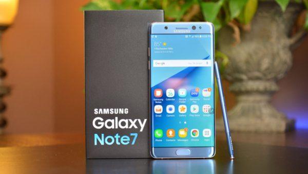 Ra mắt Note 7R  vào cuối tháng 6 với bốn màu riêng biệt
