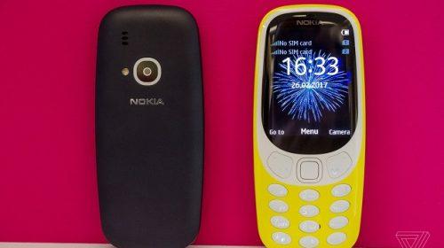 Nokia được bán với giá rẻ trên Lazada