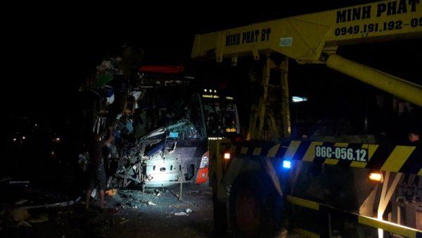 Vụ tai nạn kinh hoàng khiến thiệt hại nặng về người và của
