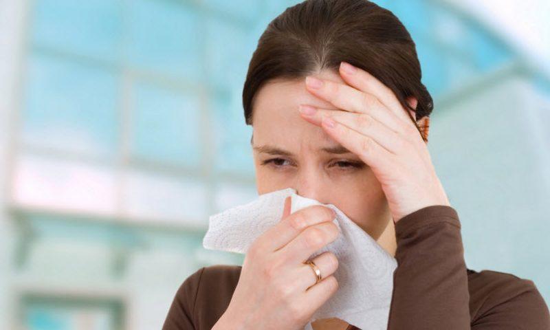 Nghẹt mũi là bệnh mà mọi lứa tuổi đều có thể mắc phải