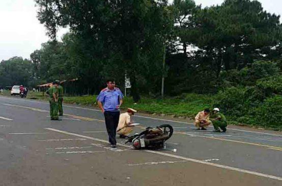 3 người trong gia đình thương vong sau tai nạn