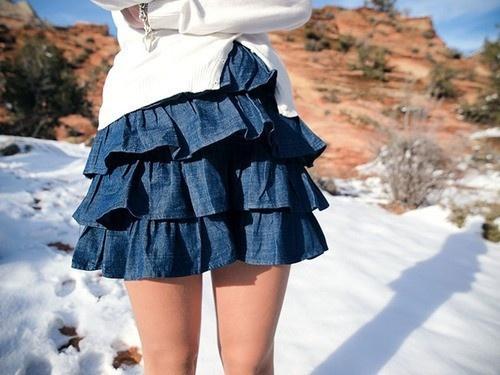 Bỏng lạnh, thời trang phang thời tiết cô gái trẻ suýt mất chân vì mặc váy ngắn dưới thời tiết âm 40 độ