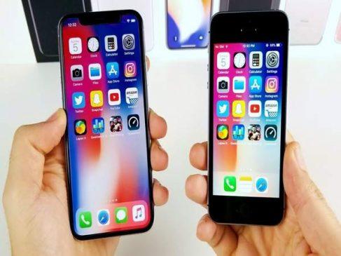 Apple gây bất ngờ khi tuyên bố ngừng sản xuất iPhone SE và iPhone X.