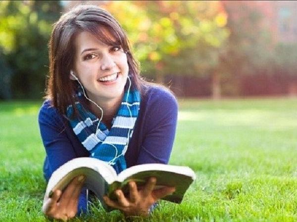 Kỹ năng tiếng Anh là lợi thế của sinh viên theo học chương trình liên kết quốc tế.