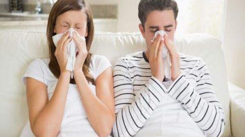 Viêm xoang là một trong những bệnh thường gặp khi bạn ngồi điều hòa thường xuyên
