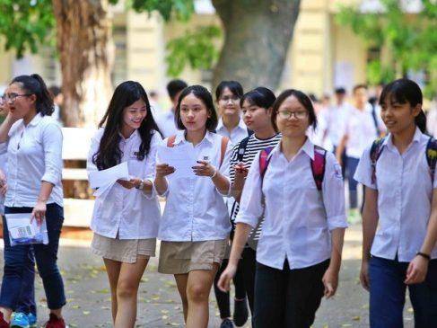 Nhiều phụ huynh học sinh ủng hộ việc cho các em nghỉ học ngày thứ 7