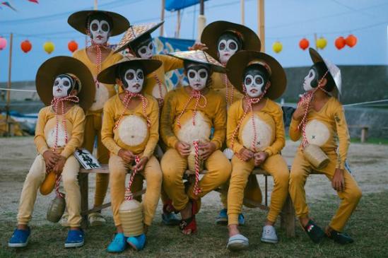 Nghi lễ độc đáo trong nghi lễ của lễ hội ma quỷ ở Nhật Bản