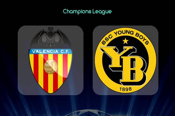 Nhận định Valencia vs Young Boys