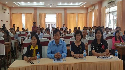 Quảng Trị tăng cường công tác truyền thông đối với giáo viên và học sinh