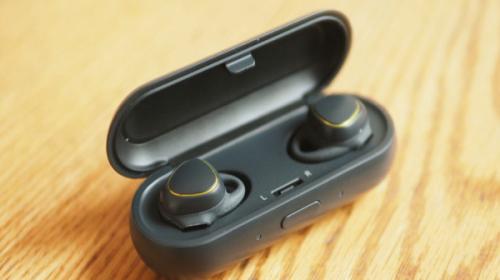 Trải nghiệm âm nhạc cùng với tai nghe không dây samsung Gear IconX