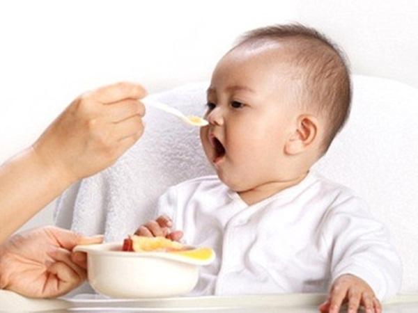 Các món ăn dặm cho bé 5-6 tháng tuổi theo kiểu Nhật