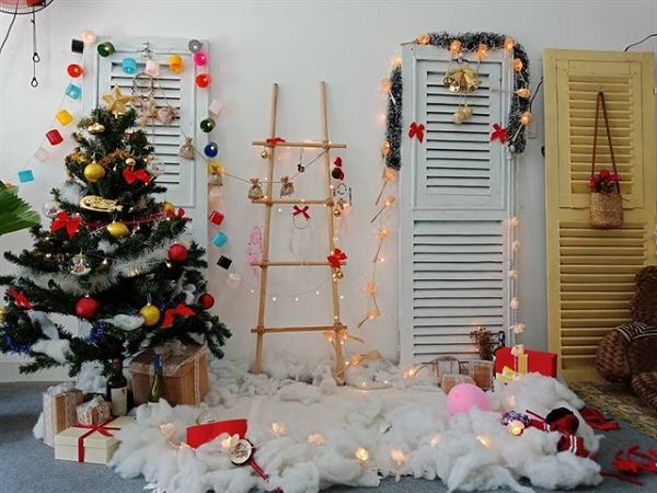 Sai lầm trong trang trí Giáng Sinh khiến bạn gặp rắc rối