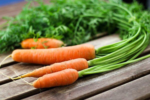 Những tác dụng tuyệt vời của cà rốt đối với sức khỏe
