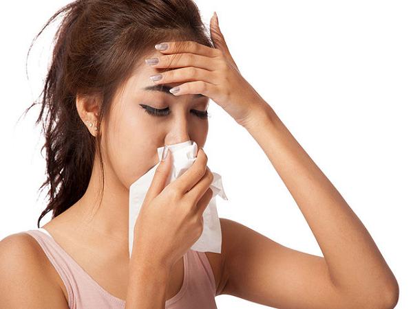 Bệnh Viêm xoang, nguyên nhân và cách chữa trị