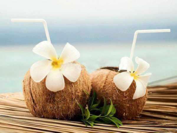 Tác dụng của nước dừa đối với sức khỏe con người