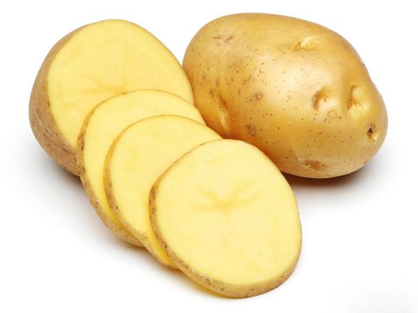 Khoai tây - thực phẩm làm đẹp da tự nhiên cho nam