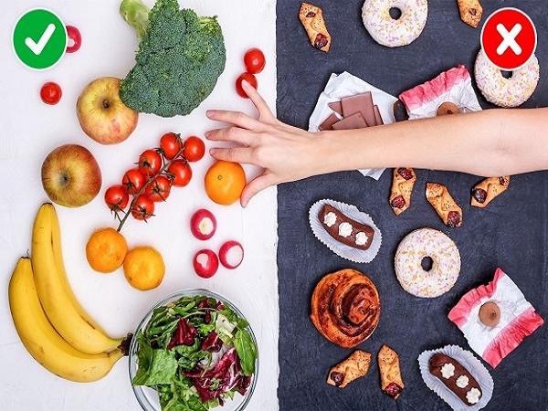 Các loại hoa quả - Thực phẩm tăng chiều cao tự nhiên