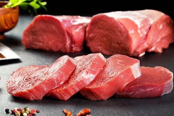 Thịt bò - thức ăn bổ máu cho người lớn tuổi