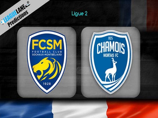 Dự đoán Niort vs Sochaux, 2h00 ngày 30/03