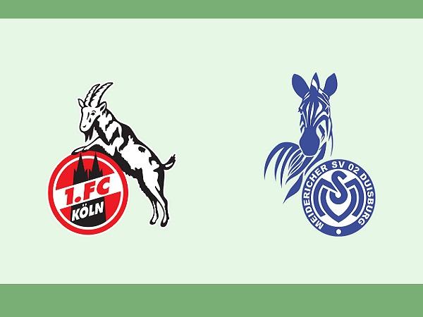 Nhận định Duisburg vs Cologne, 23h30 ngày 10/04