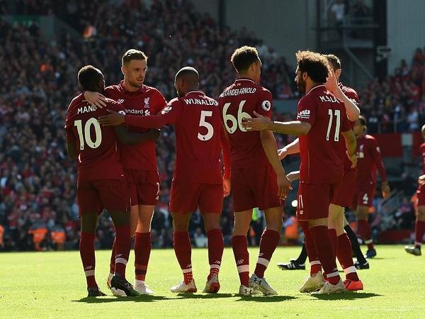 Liverpool đạt mọi danh hiệu trừ chức vô địch