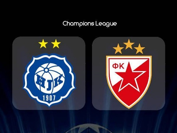 Dự đoán HJK Helsinki vs Crvena Zvezda, 23h00 ngày 31/07