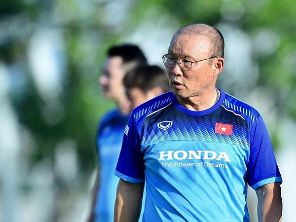 Thầy Park không dự lễ bốc thăm vòng loại World Cup Châu Á