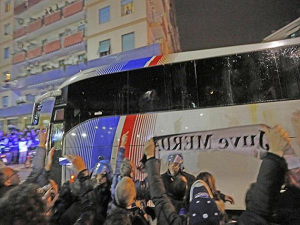 Juventus sắp tháo gỡ lệnh cấm dành cho CĐV Napoli