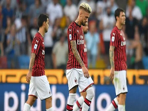 Udinese 1-0 AC Milan: Cuộc tranh cãi về VAR