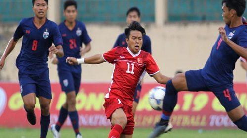 Thái Lan lo đội nhà bị U18 Việt Nam loại từ vòng bảng