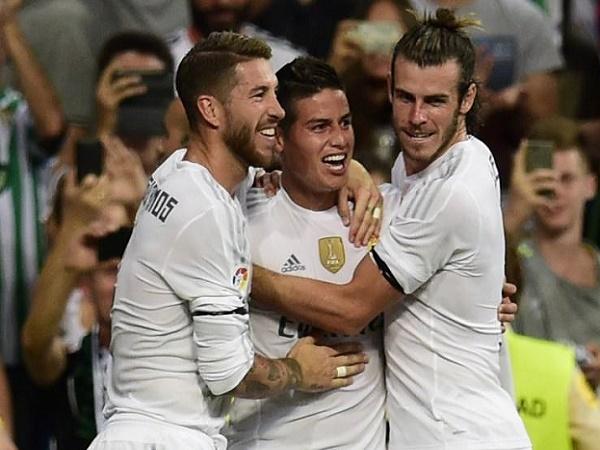 Chuyển nhượng 13/8: Zidane không cam kết giữ Bale và Rodriguez