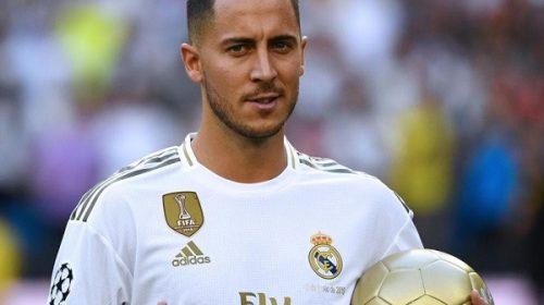 Real báo tin vui về tình hình chấn thương của Hazard