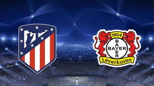 Soi kèo Atletico Madrid vs Leverkusen 23h55, 22/10 (Champions League)