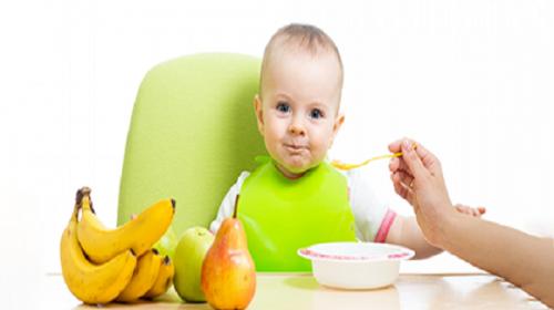 Sinh tố chuối cho bé ăn dặm tốt sức khỏe