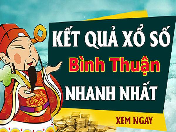 soi cầu xổ sốBình Thuận2/1
