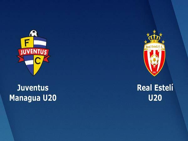 Nhận định U20 Juventus Managua vs U20 Real Esteli, 5h00 ngày 27/4
