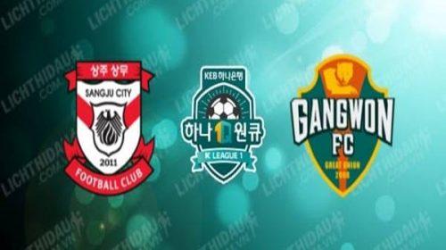 Nhận định Sangju Sangmu vs Gangwon, 12h00 ngày 16/5