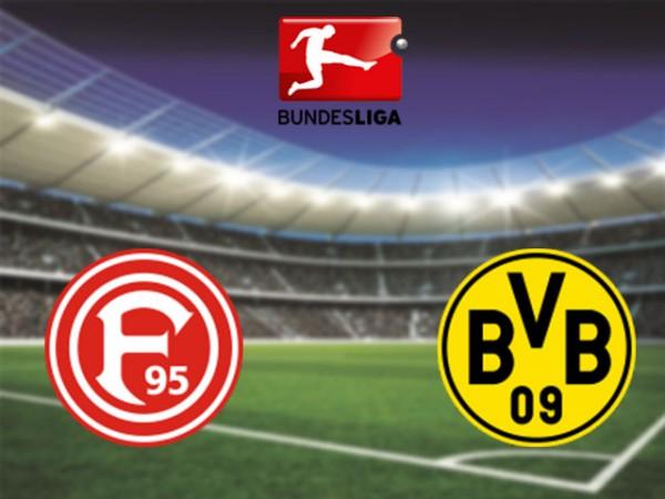 Nhận định kèo bóng đá Fortuna Dusseldorf vs Dortmund