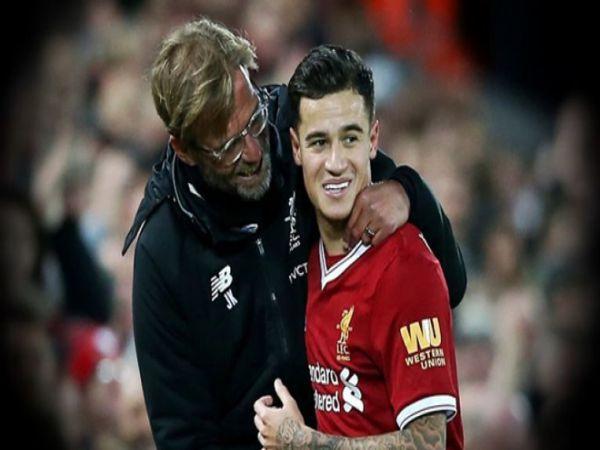 Coutinho được Klopp bật đèn xanh trở về Liverpool