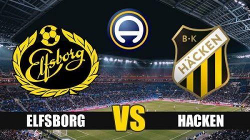 Soi kèo Elfsborg vs Hacken 00h00, 22/0 - VĐQG Thụy Điển