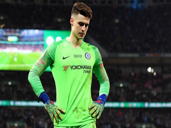 Tin bóng đá trưa 8/9: Thủ môn đắt nhất thế giới sắp có đối thủ ở Chelsea