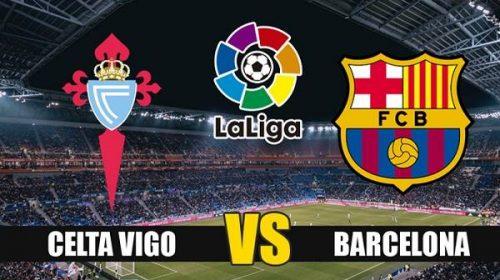 Soi kèo Celta Vigo vs Barcelona 02h30, 02/10 - VĐQG Tây Ban Nha