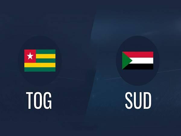Soi kèo Togo vs Sudan 21h00, 12/10 - Giao hữu ĐTQG