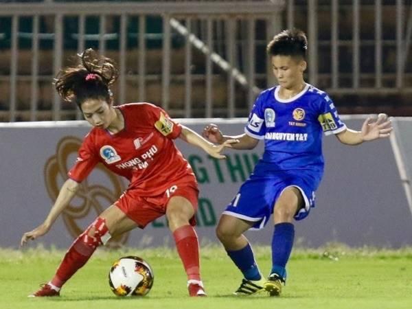 Bóng đá Việt Nam 21/11: Trọng tài 'bẻ còi' ở Giải bóng đá nữ VĐQG 2020